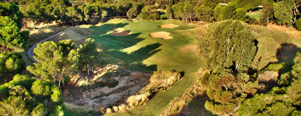 Golf-Landing-Page