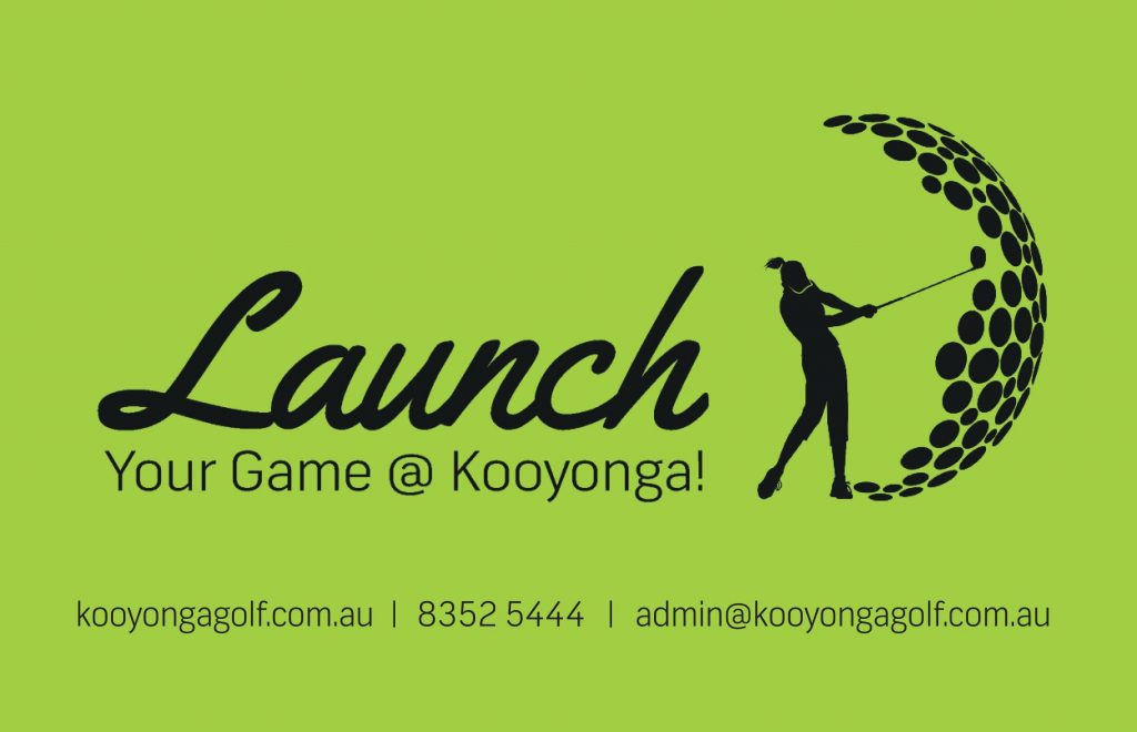 Launch your game at Kooyonga web page promo
